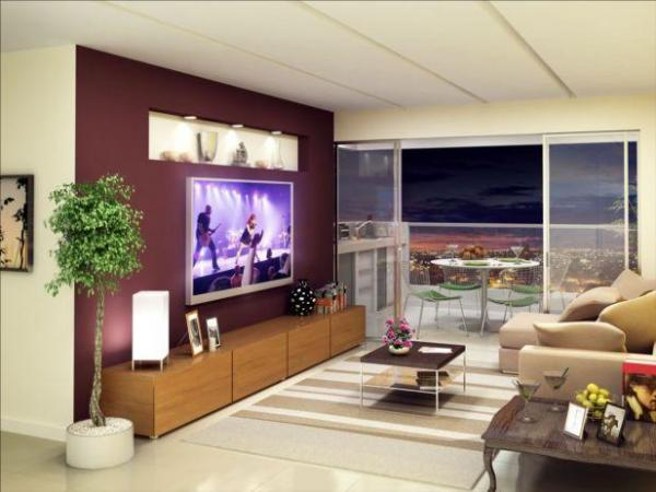 Apartamento 3 quartos