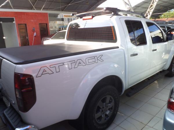 NISSAN Frontier SV ATTACK CD 4x4 2.5 TB Diesel 2014 / 2014Jo�o Pessoa - PB