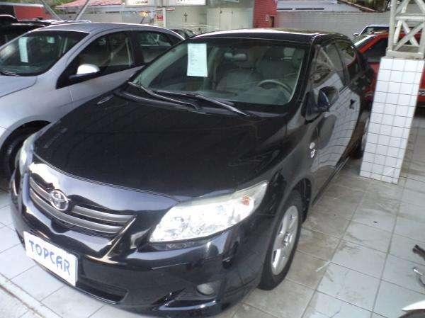 TOYOTA Corolla XLi 1.8/1.8 Flex 16V Mec. 2010 / 2010Jo�o Pessoa - PB