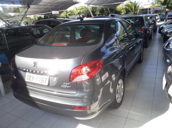PEUGEOT 207 Sedan Passion XR 1.4 Flex 8V 4p 2012 / 2012Jo�o Pessoa - PB