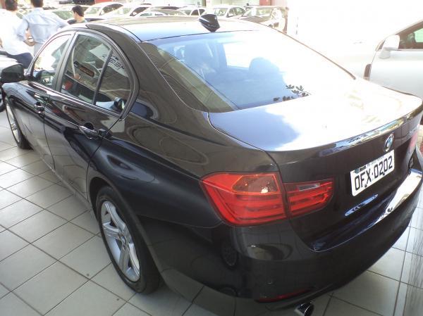 BMW 320iA Modern/Sport TB 2.0/A.Flex 16V 4p 2013 / 2013Jo�o Pessoa - PB
