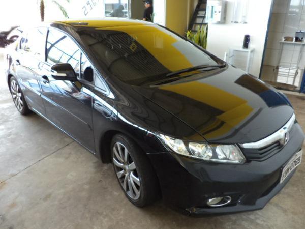 HONDA Civic Sed. LXL/ LXL SE 1.8 Flex 16V Aut. 2012 / 2012Londrina - PR